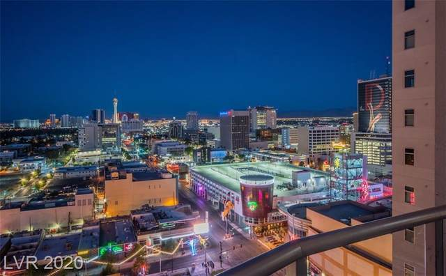 150 Las Vegas Boulevard #2009, Las Vegas, NV 89101 (MLS #2216766) :: Signature Real Estate Group