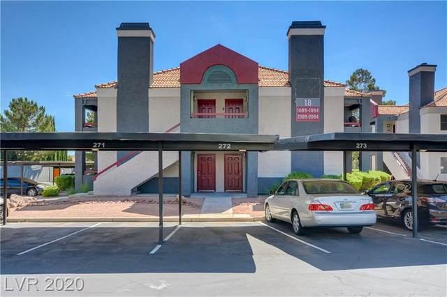 8600 Charleston Boulevard #2089, Las Vegas, NV 89117 (MLS #2216787) :: Hebert Group | Realty One Group