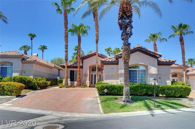 439 Indigo Springs Street, Henderson, NV 89014 (MLS #2216813) :: The Mark Wiley Group | Keller Williams Realty SW
