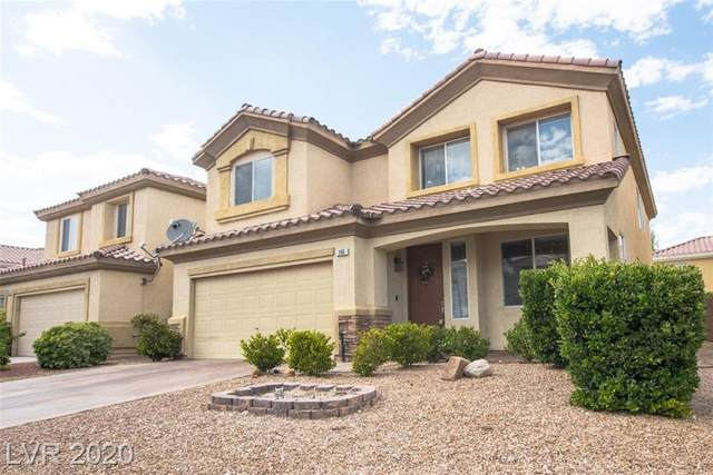 166 Lenape Heights Avenue, Las Vegas, NV 89148 (MLS #2216875) :: The Mark Wiley Group | Keller Williams Realty SW