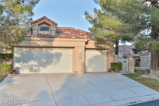 8239 Round Hills Circle, Las Vegas, NV 89113 (MLS #2216876) :: Performance Realty
