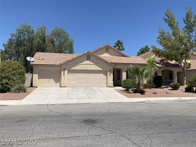 824 Sparkle Ray Avenue, Las Vegas, NV 89123 (MLS #2216879) :: Signature Real Estate Group