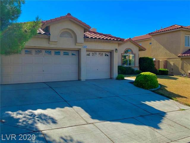 477 Mountain Heights Court, Henderson, NV 89052 (MLS #2216883) :: Jeffrey Sabel