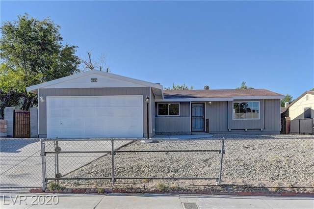 1016 Cartier Avenue, North Las Vegas, NV 89030 (MLS #2216921) :: Jeffrey Sabel