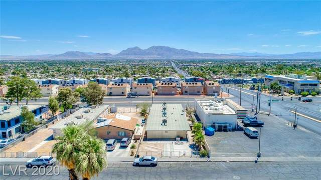 610 11th Street, Las Vegas, NV 89101 (MLS #2216937) :: Jeffrey Sabel