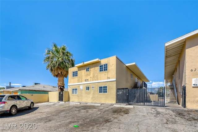 621 11th Street, Las Vegas, NV 89101 (MLS #2216948) :: Jeffrey Sabel
