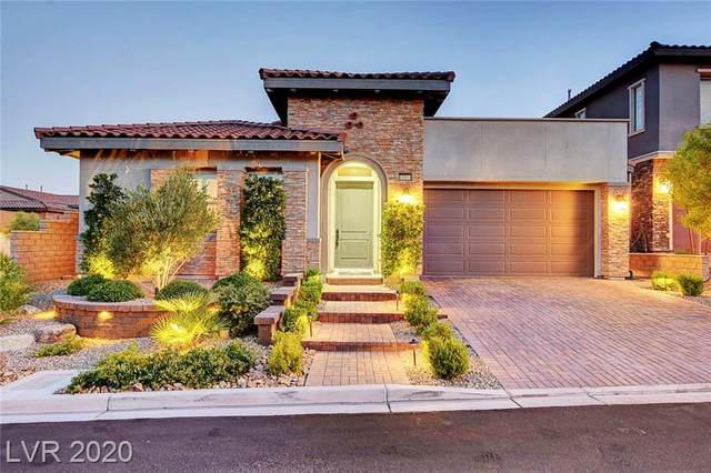 11833 Bragno Court, Las Vegas, NV 89138 (MLS #2216955) :: Signature Real Estate Group