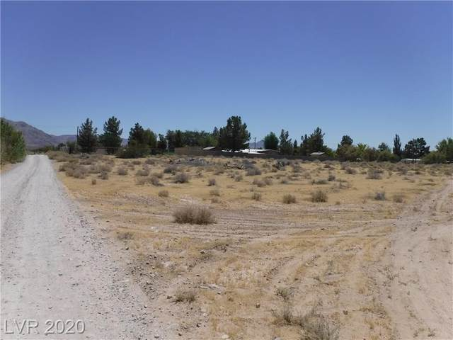 Obsidian Avenue, Sandy Valley, NV 89019 (MLS #2216956) :: Performance Realty