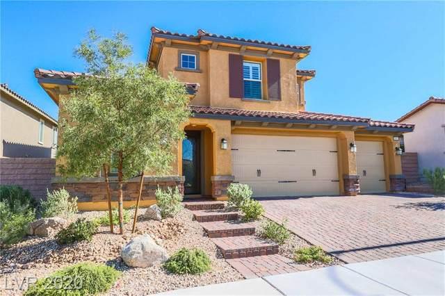 10015 Bighorn Bellows Avenue, Las Vegas, NV 89166 (MLS #2216974) :: Billy OKeefe | Berkshire Hathaway HomeServices