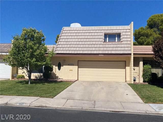 3503 Kensbrook Street, Las Vegas, NV 89121 (MLS #2216975) :: Helen Riley Group | Simply Vegas