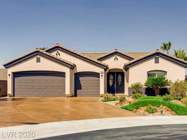 1073 Castiron Ridge Court, Henderson, NV 89052 (MLS #2216998) :: Helen Riley Group | Simply Vegas