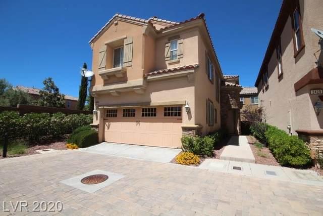 2431 Granada Bluff Court, Las Vegas, NV 89135 (MLS #2217019) :: Billy OKeefe | Berkshire Hathaway HomeServices