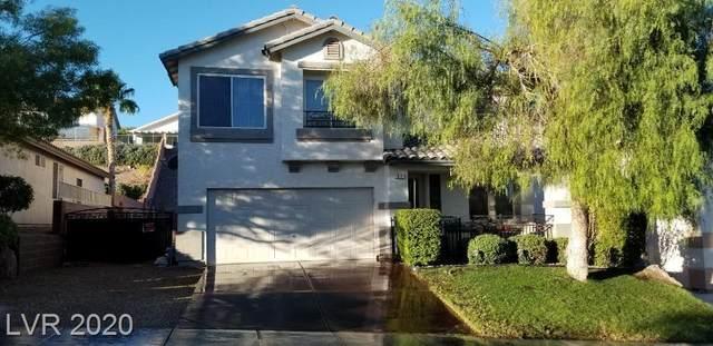 61 Blaven Drive, Henderson, NV 89002 (MLS #2217029) :: Signature Real Estate Group