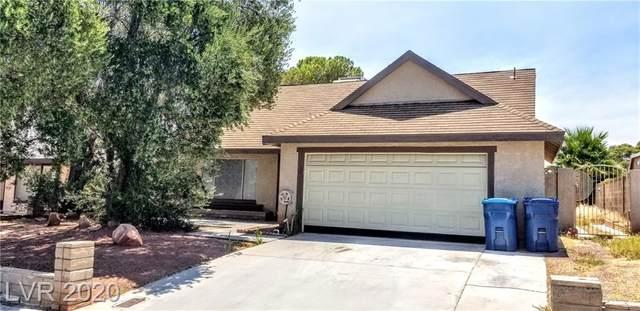 7053 Grasswood Drive, Las Vegas, NV 89147 (MLS #2217046) :: Signature Real Estate Group