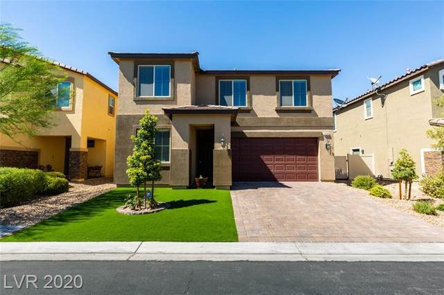 4124 Carol Bailey Avenue, North Las Vegas, NV 89081 (MLS #2217129) :: Performance Realty