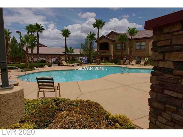 8250 N Grand Canyon Drive #1109, Las Vegas, NV 89166 (MLS #2217144) :: Billy OKeefe | Berkshire Hathaway HomeServices