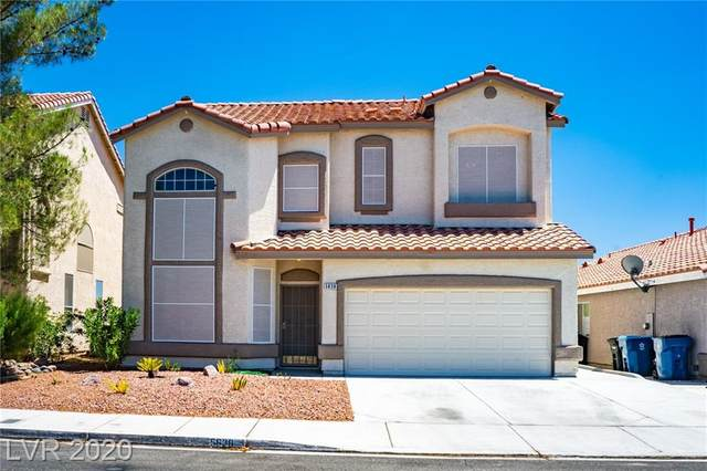 5636 Twilight Chase Street, Las Vegas, NV 89130 (MLS #2217161) :: Performance Realty
