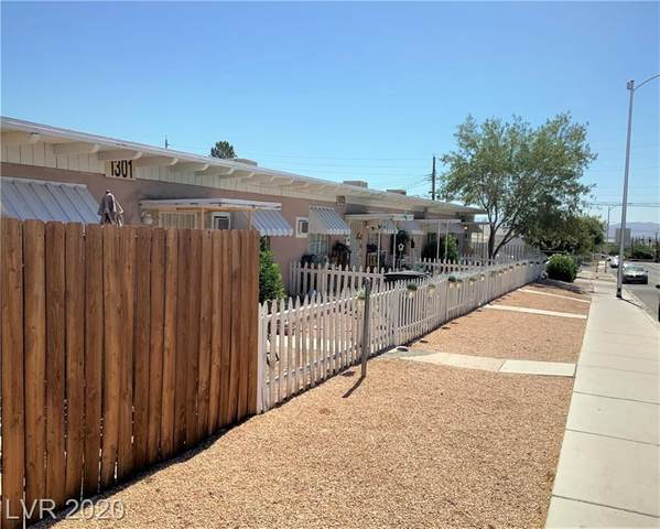 1301 E Ogden Avenue, Las Vegas, NV 89101 (MLS #2217176) :: The Lindstrom Group