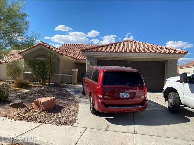 1216 Basin Brook Drive, North Las Vegas, NV 89032 (MLS #2217206) :: Billy OKeefe | Berkshire Hathaway HomeServices