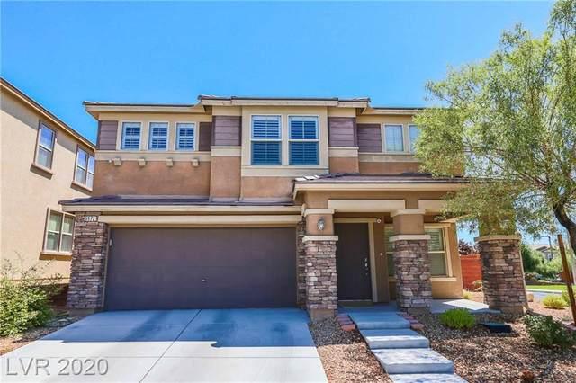 5572 Spiceberry Drive, Las Vegas, NV 89135 (MLS #2217214) :: Jeffrey Sabel