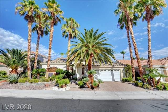 32 Sunshine Coast Lane, Las Vegas, NV 89148 (MLS #2217237) :: The Lindstrom Group