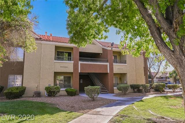 2120 Ramrod Avenue #424, Henderson, NV 89014 (MLS #2217249) :: Signature Real Estate Group