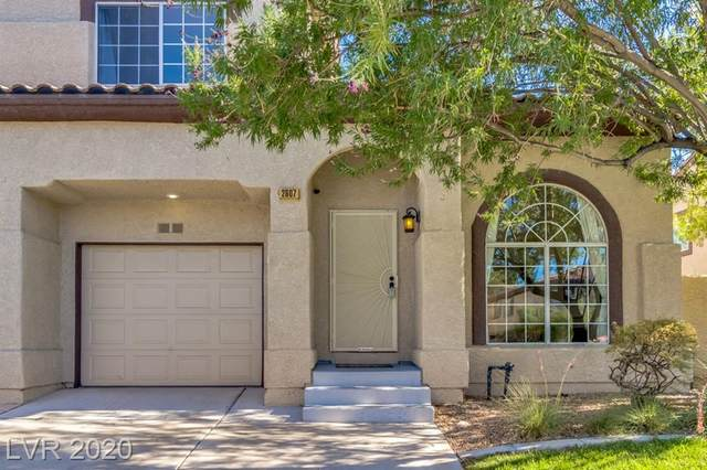 2607 Orchard Meadows Avenue, Henderson, NV 89074 (MLS #2217270) :: The Mark Wiley Group   Keller Williams Realty SW