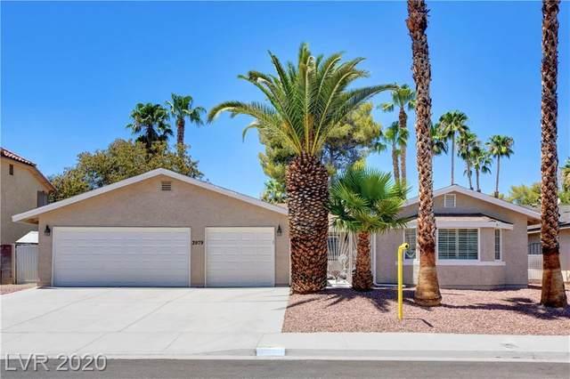 3979 Waterford Lane, Las Vegas, NV 89119 (MLS #2217306) :: The Lindstrom Group