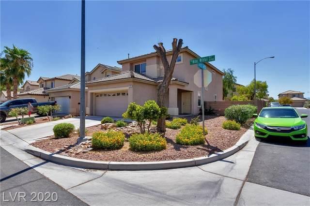 3763 Winter Whitetail Street, Las Vegas, NV 89122 (MLS #2217310) :: Performance Realty