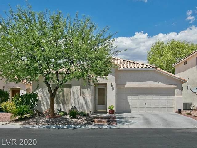 6105 Soft Springs Avenue, Las Vegas, NV 89130 (MLS #2217323) :: Hebert Group | Realty One Group