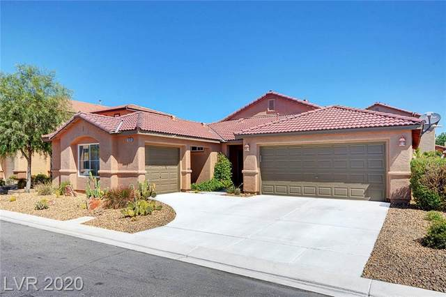 7528 Comanche Canyon Avenue, Las Vegas, NV 89113 (MLS #2217342) :: The Lindstrom Group