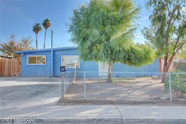 1704 Belmont Street, North Las Vegas, NV 89030 (MLS #2217349) :: Hebert Group | Realty One Group