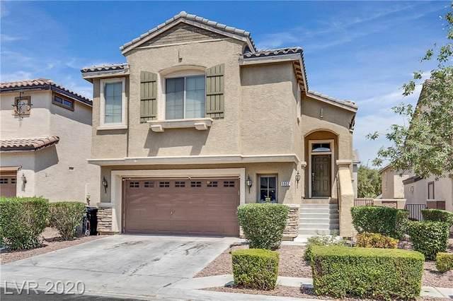 5952 Post Mountain Street, North Las Vegas, NV 89031 (MLS #2217353) :: Billy OKeefe | Berkshire Hathaway HomeServices