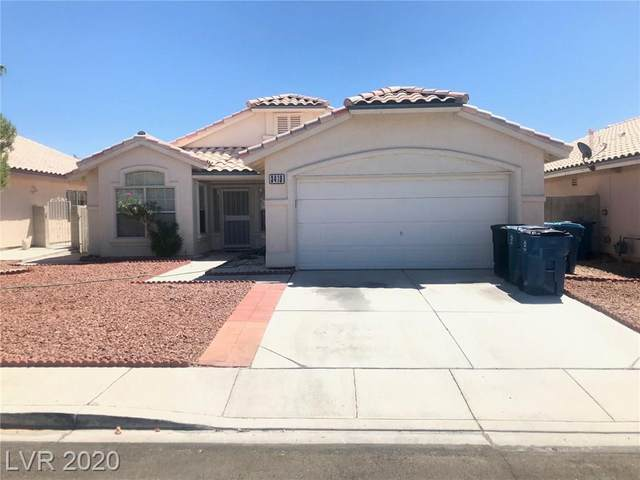3410 Cloverdale Court, Las Vegas, NV 89117 (MLS #2217360) :: Signature Real Estate Group