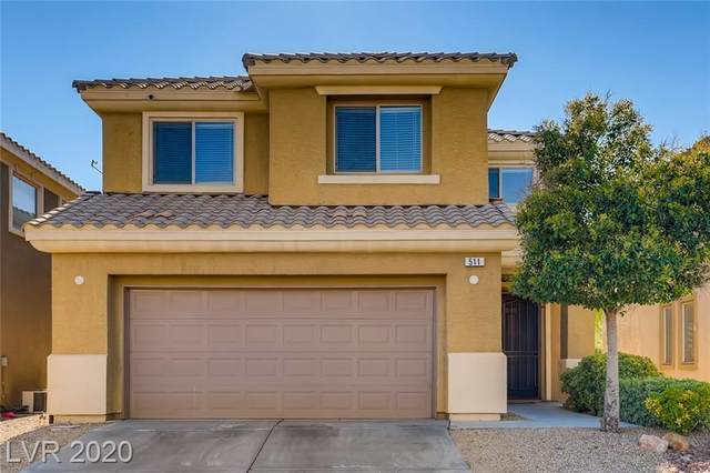 511 Center Green Drive, Las Vegas, NV 89148 (MLS #2217361) :: Vestuto Realty Group