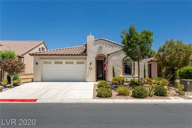 5652 Serenity Haven Street, North Las Vegas, NV 89081 (MLS #2217378) :: The Lindstrom Group