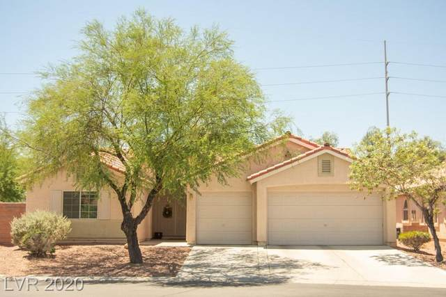 3713 Ricebird Way, North Las Vegas, NV 89084 (MLS #2217385) :: Signature Real Estate Group