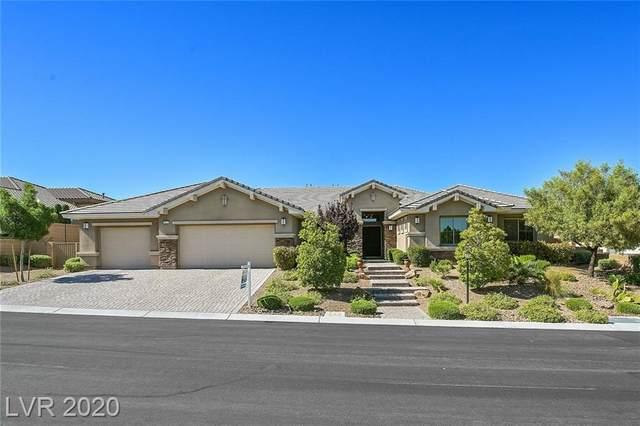 9842 Cathedral Pines, Las Vegas, NV 89149 (MLS #2217424) :: Jeffrey Sabel