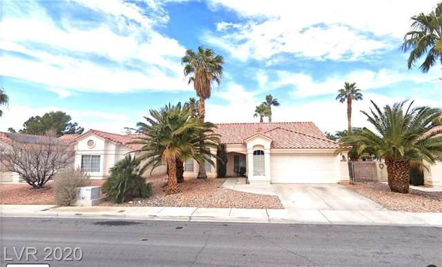 4605 Bradpoint Drive, Las Vegas, NV 89130 (MLS #2217430) :: The Mark Wiley Group | Keller Williams Realty SW
