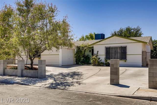4621 Julene Court, Las Vegas, NV 89110 (MLS #2217433) :: Performance Realty