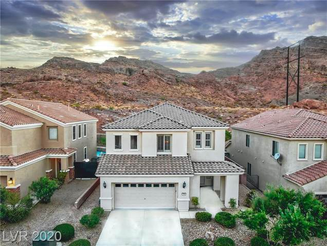 715 Jane Eyre Place, Henderson, NV 89002 (MLS #2217435) :: Signature Real Estate Group