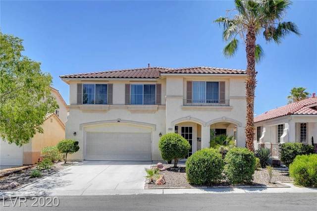 2945 Sapphire Shores Street, Las Vegas, NV 89117 (MLS #2217481) :: Signature Real Estate Group