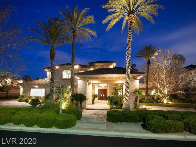 2312 Pearl Crest Street, Las Vegas, NV 89134 (MLS #2217510) :: Helen Riley Group | Simply Vegas