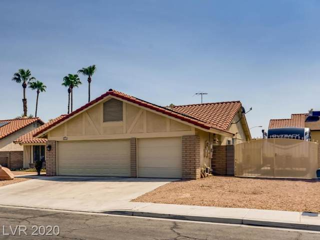 5542 Palm Street, Las Vegas, NV 89120 (MLS #2217521) :: Billy OKeefe | Berkshire Hathaway HomeServices