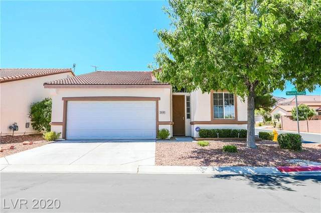 3441 Mountain Park Street, Las Vegas, NV 89129 (MLS #2217523) :: The Lindstrom Group