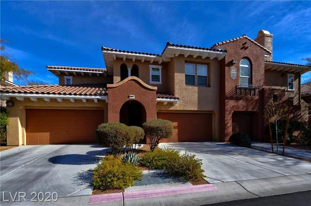 860 Canterra Street #2038, Las Vegas, NV 89138 (MLS #2217534) :: Realty One Group