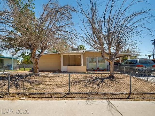 1408 Mojave Road, Las Vegas, NV 89101 (MLS #2217541) :: Signature Real Estate Group