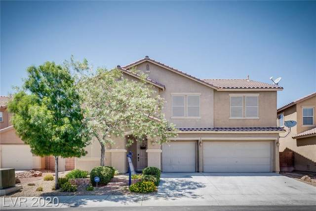 6925 Fox Sparrow Court, North Las Vegas, NV 89084 (MLS #2217544) :: Hebert Group | Realty One Group