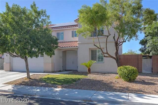 5517 Dunshee Vista Avenue, Las Vegas, NV 89131 (MLS #2217545) :: Jeffrey Sabel
