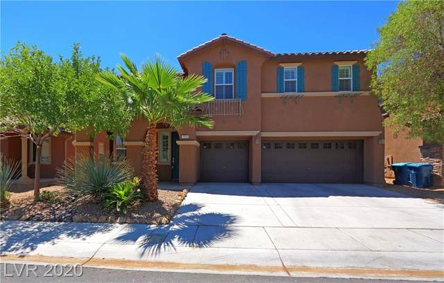 7275 Arrowrock Avenue, Las Vegas, NV 89179 (MLS #2217549) :: Realty One Group